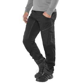 Lundhags Makke - Pantalones de Trekking Hombre - Long negro